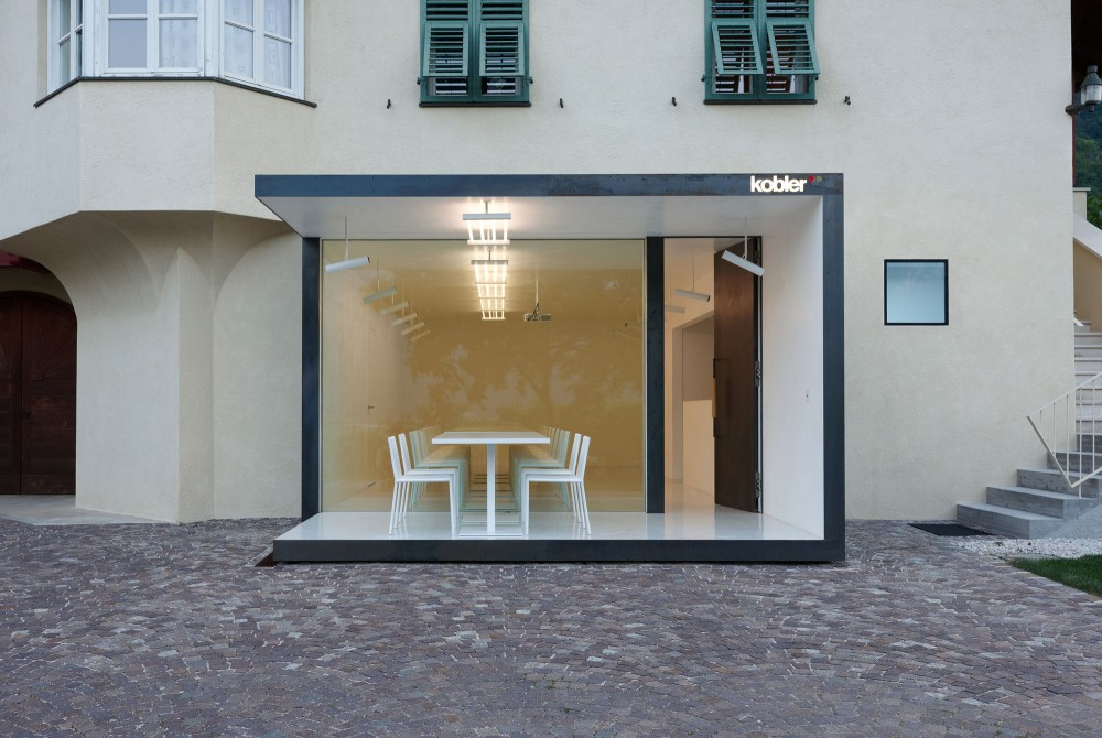 Vinery Kobler / Lukas Mayr Architekt + Theodor Gallmetzer Architecture