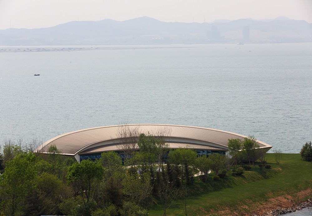 Weihai Pavilion / Make Architects