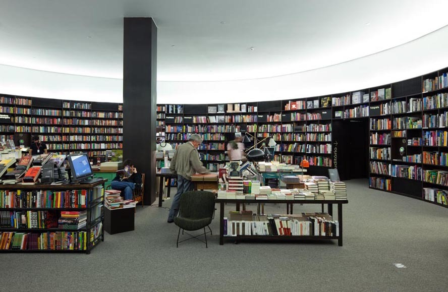 Livraria da Vila / Isay Weinfeld
