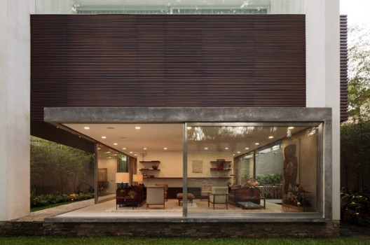 Terra Nova House Isay Weinfeld Archdaily