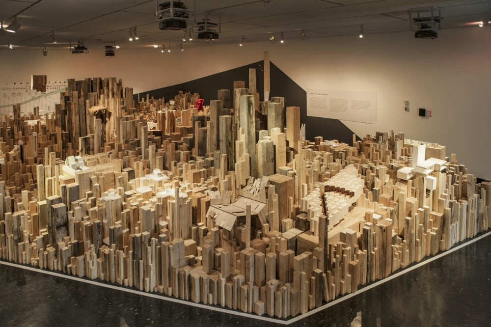 Venice Biennale 2012: Migrating Landscapes represents Canada