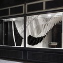 Aqua at Dover Street Market / Zaha Hadid Architects (4)  James Harris Photography