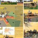 [UN] RESTRICTED ACCESS Winners Announced! (16) Paicho Huts, Uganda / Andrew Amara - Courtesy of Architecture for Humanity