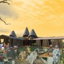 "[UN] RESTRICTED ACCESS Winners Announced! (3) ""Paicho Huts"", Uganda / Andrew Amara - Courtesy of Architecture for Humanity"