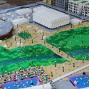 Olympic Park replica made from LEGOs (6) © Warren Elsmore