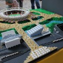 Olympic Park replica made from LEGOs (5) © Warren Elsmore