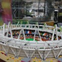 Olympic Park replica made from LEGOs (3) © Warren Elsmore