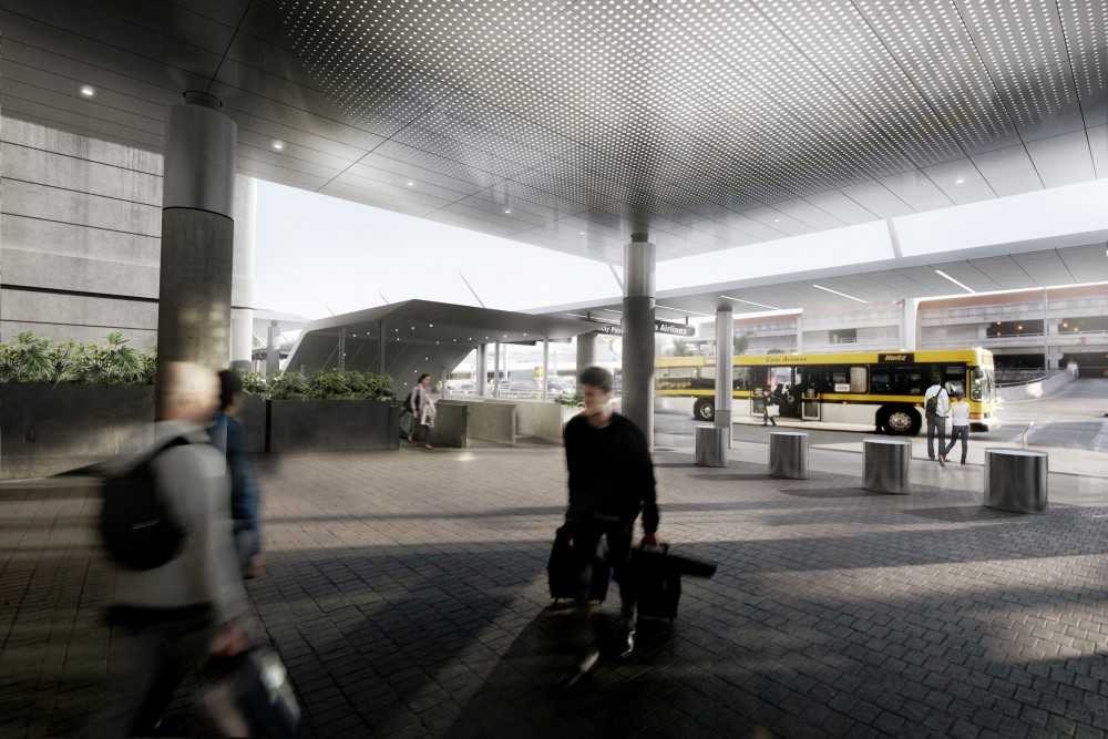 AECOM to give LAX a facelift