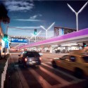 AECOM to give LAX a facelift (3) General CTA Arrival Loop - Courtesy of AECOM