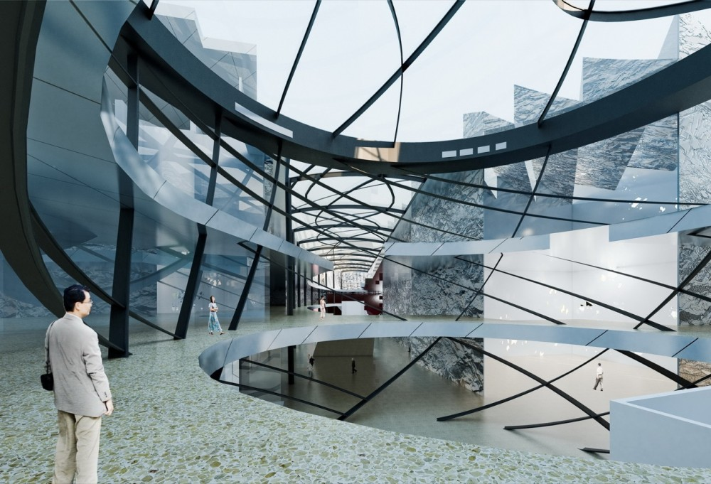 Meixihu Culture & Arts Centre / Hans Hollein & Partner