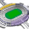 2014 World Cup Final Stage Stadium (7) third floor plan