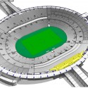 2014 World Cup Final Stage Stadium (9) fifth floor plan