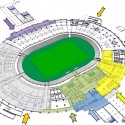 2014 World Cup Final Stage Stadium (4) ground floor plan