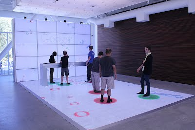 Google Releases Software Framework for Building Interactive Experiences in Physical Spaces