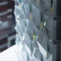 UNStudio diseña 'V de Shenton' el nuevo edificio de la UIC en Singapur (17) Modelo © UNStudio
