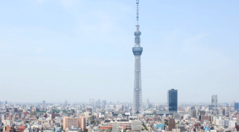 Video: TOKYO SKYTREE / Nikken Sekkei