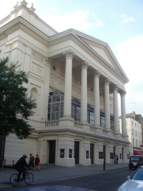 Top Firms shortlisted in Royal Opera House Competition