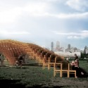 &#039;SEAT&#039; Public Pavilion (21) concept rendering