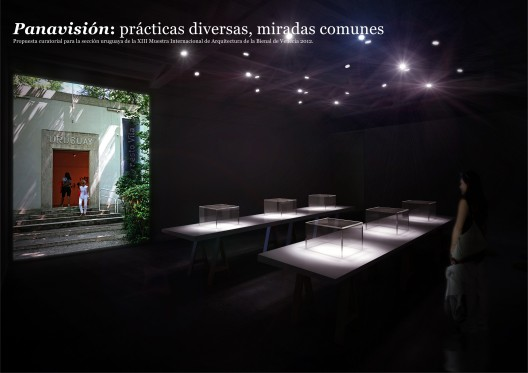 Venice Biennale 2012: Uruguayan pavilion presents &#039;Panavision&#039; (1) Courtesy of vostokproject