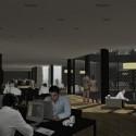INTERIOR_OFFICE-1 oficina Interior © Alejandro Aravena Arquitectos