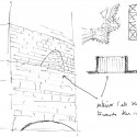 SKETCH_4 Sketches © Alejandro Aravena Architects