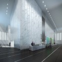 1WTC_Lobby_Medium Lobby © Port Authority and the Durst Organization