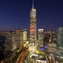 1WTC_NightViewfromWHotel_Medium View from W Hotel © Port Authority and the Durst Organization