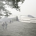 National Museum of Afghanistan Proposal (1) Courtesy of Paul Preissner Architects
