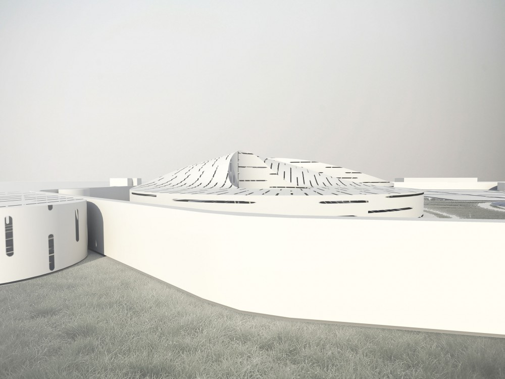 National Museum of Afghanistan Proposal / Paul Preissner Architects