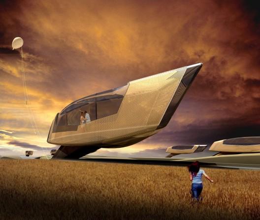تکنولوژی معماری،معماری پایدار