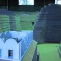 """Bienal de Venecia 2012: """"El Evento Colateral Arquitecto / Geógrafo - Le Foyer de Taiwán"""" (11) Cortesía del Museo Nacional de Bellas Artes de Taiwan"""