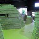 """Bienal de Venecia 2012: """"El Evento Colateral Arquitecto / Geógrafo - Le Foyer de Taiwán"""" (12) Cortesía del Museo Nacional de Bellas Artes de Taiwan"""
