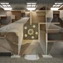 """Bienal de Venecia 2012: """"El Evento Colateral Arquitecto / Geógrafo - Le Foyer de Taiwán"""" (2) Cortesía del Museo Nacional de Bellas Artes de Taiwan"""