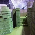"""Bienal de Venecia 2012: """"El evento colateral Arquitecto / Geógrafo - Le Foyer de Taiwán"""" (5) Cortesía del Museo Nacional de Bellas Artes de Taiwan"""
