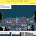 """Bienal de Venecia 2012: Pabellón Británico presenta """"Venecia Takeaway"""" (7) Fideicomiso: Una aventura de arquitectura en Argentina / Elias Redstone / Marcia Mihotich / British Council - Cortesía del British Council"""