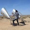 """Bienal de Venecia 2012: Pabellón Británico presenta """"Venecia Takeaway"""" (9) Esperando el estampido sónico en el Desert Research Station CLUI / Smout Allen - Cortesía del British Council"""