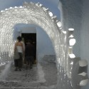 Daphne – Installation for Santorini Biennale 2012 (3) Courtesy of 24° Studio