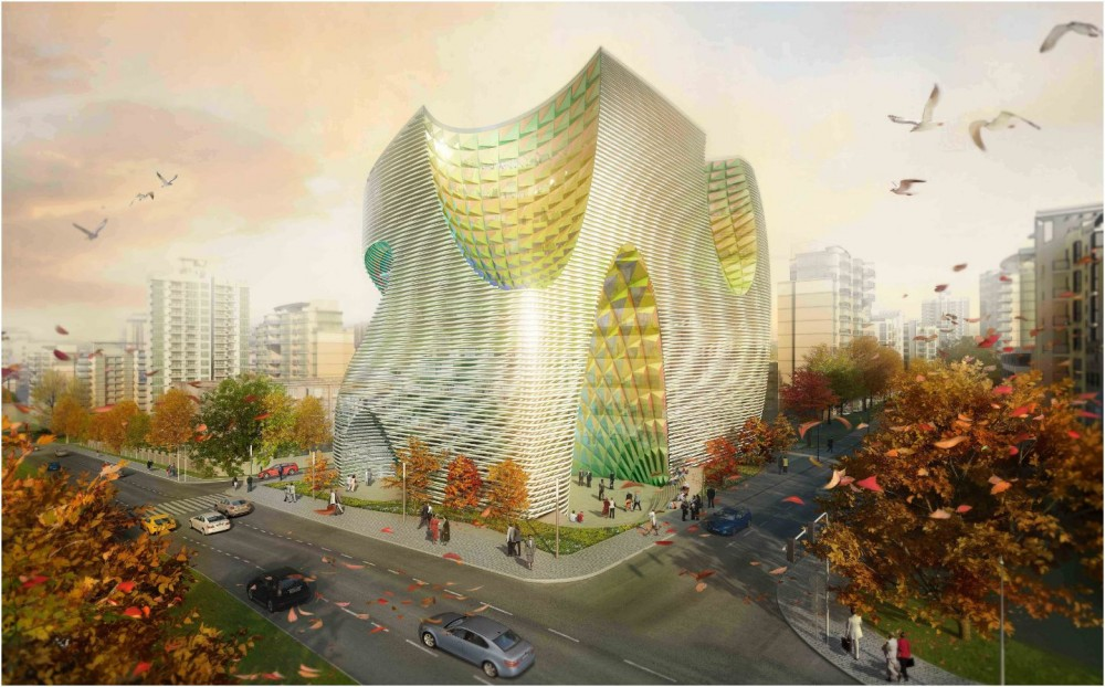 Tehran Stock Exchange Competition Entry / LAVA
