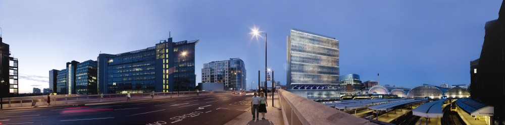 Grimshaw submits proposal for over-site development in Paddington