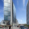 Grimshaw submits proposal for over-site development in Paddington (2) Courtesy of Grimshaw