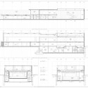 Asia Society Texas Center / Yoshio Taniguchi Building Sections