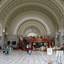 Amtrak and HOK reveal plans for a new Washington Union Station  (2) Existing Washington Union Station  Ryan Keene