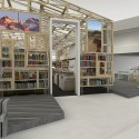 Chilean Pavilion at Guadalajara's International Book Fair (6) Courtesy of DAW
