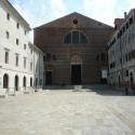 Venice Biennale 2012: Mexico Pavilion restores Venetian Church (2) Church of San Lorenzo