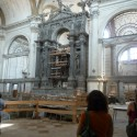 Venice Biennale 2012: Mexico Pavilion restores Venetian Church (4) Church of San Lorenzo