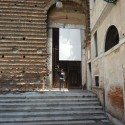 Venice Biennale 2012: Mexico Pavilion restores Venetian Church (3) Church of San Lorenzo