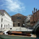 Venice Biennale 2012: Mexico Pavilion restores Venetian Church (1) Church of San Lorenzo