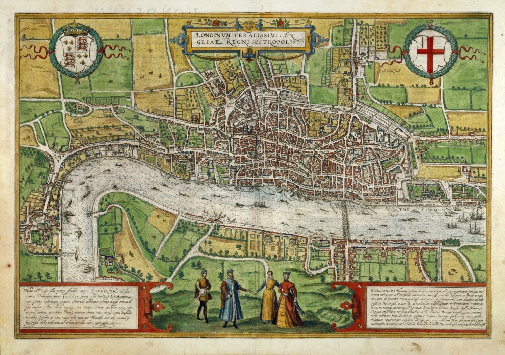 Exhibition: Open City: London, 1500-1700