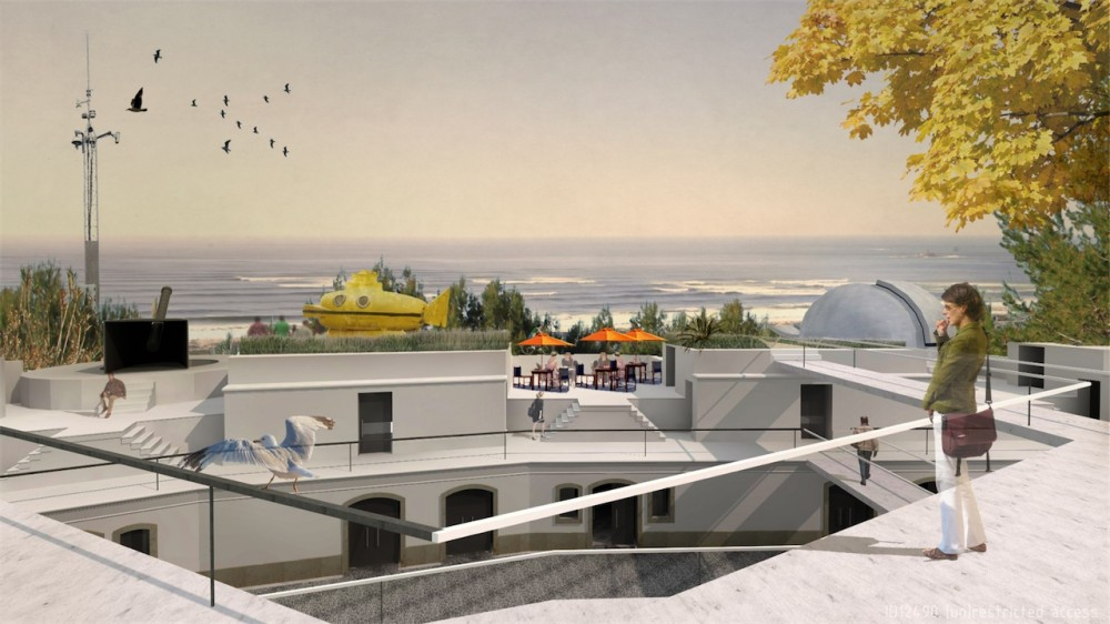 OCO – Ocean & Coastline Observatory wins [UN] RESTRICTED ACCESS 2011