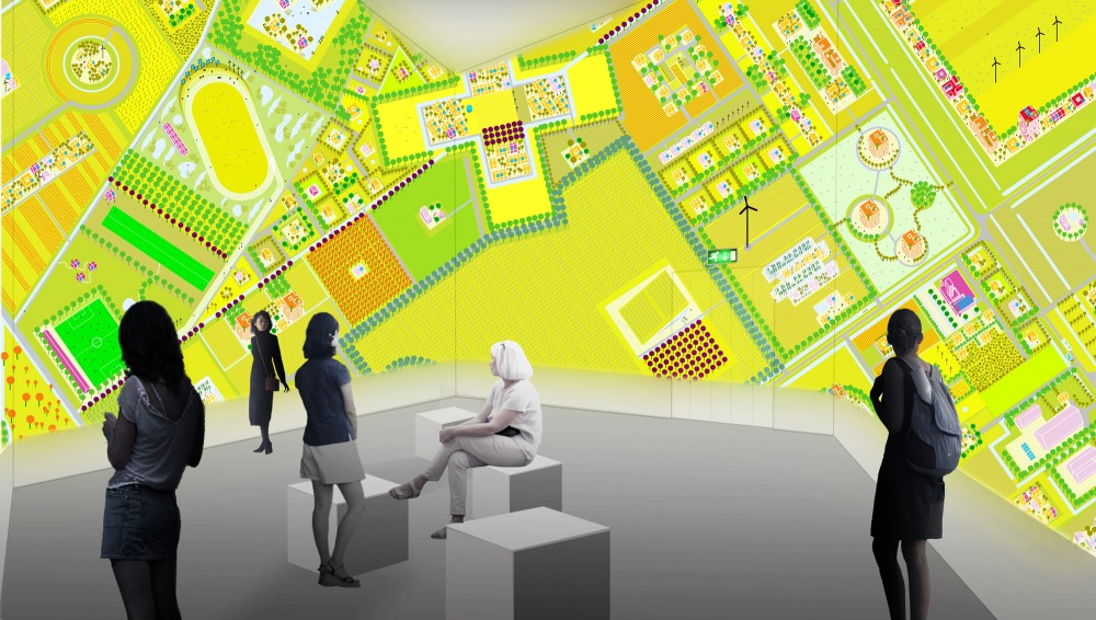 Venice Biennale 2012: 'Freeland' and 'Porous City' / MVRDV + the why factory